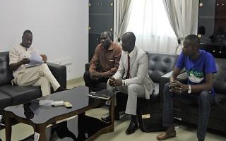 burkina rencontre gouvernement secteur priv